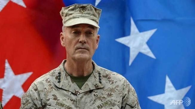 Obama chỉ định tân Chủ tịch Ban Tham mưu trưởng Liên quân mới