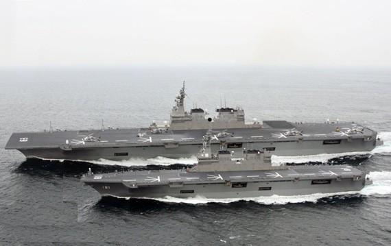 Hải quân mạnh nhất Châu Á - Bài 2: Lộ diện ba 'ông trùm'