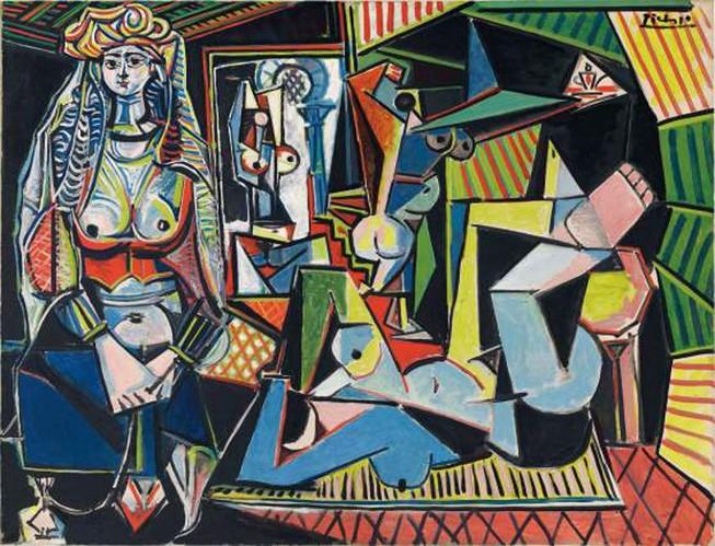 Tranh vẽ của Picasso phá kỷ lục thế giới với giá bán 179 triệu USD