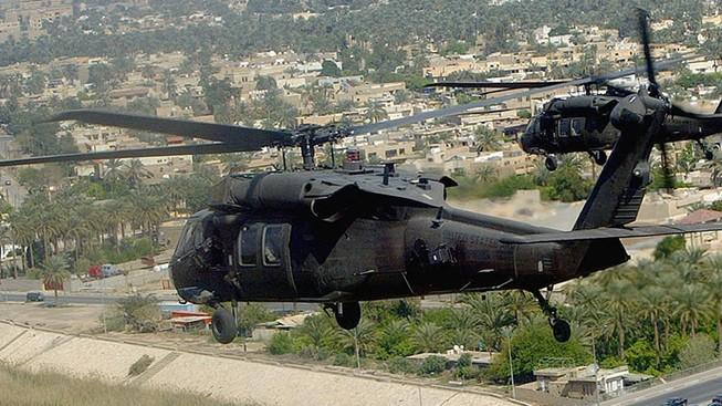 Đặc nhiệm Mỹ tiêu diệt chỉ huy cấp cao IS