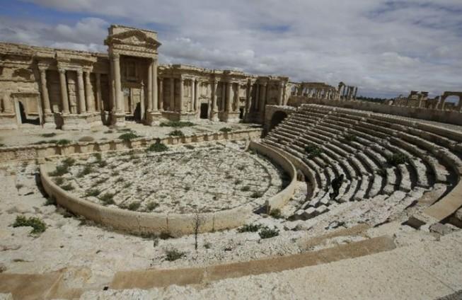 Thành phố cổ Trung Đông bất ngờ bị IS chiếm trọn