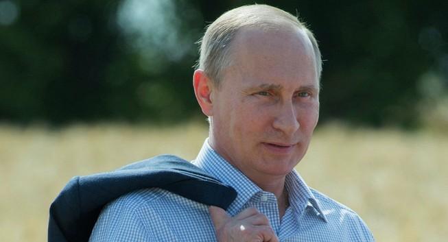 Điều khiến Tổng thống Putin cảm thấy hạnh phúc?