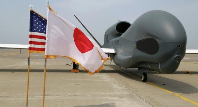 Trung Quốc 'đuổi' máy bay không người lái Mỹ ra khỏi biển Đông