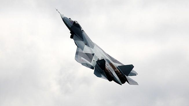 Nga ra mắt phản lực chiến đấu tự động T-50