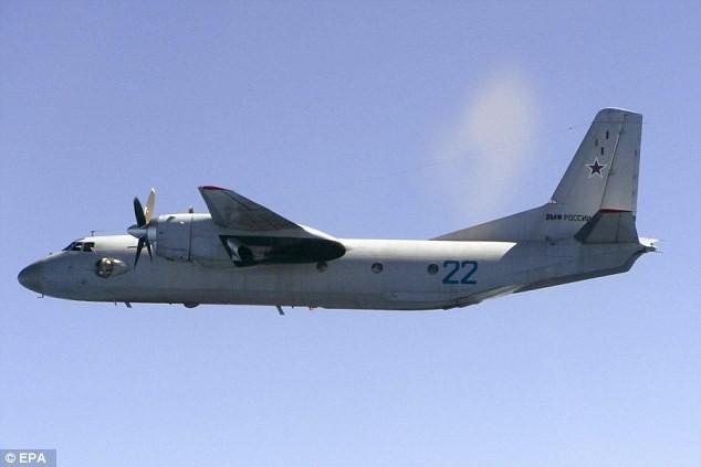 Máy bay NATO 'đụng độ' máy bay Nga