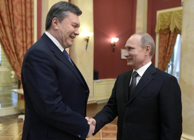 'Ông Putin đã cứu mạng tôi'