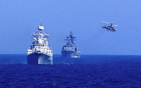 Kịch bản chiến tranh Trung - Nhật: Ai đánh trước?