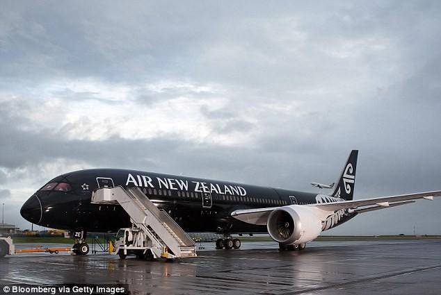 New Zealand: Toàn bộ máy bay gặp sự cố kĩ thuật