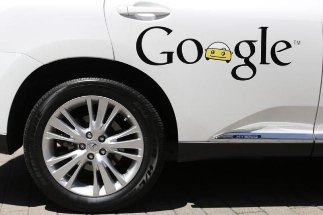 Google thử nghiệm mẫu xe hơi tự động