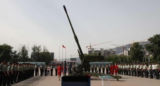 Trung Quốc chế tạo pháo xe tăng nhanh nhất thế giới