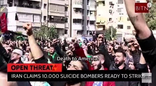 Trung Đông tan nát, Mỹ sụp đổ vì chiến tranh hạt nhân?