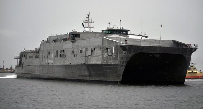 Lầu Năm Góc 'tận dụng' chức năng mới của tàu chiến