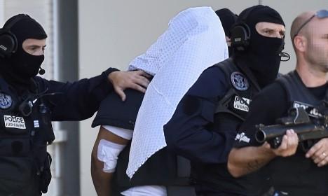 Kẻ chặt đầu ông chủ của mình tại Pháp là quân 'cờ đen'