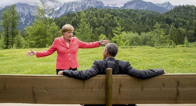 Mỹ lại bị WikiLeaks 'tố' nghe lén Đức bàn chuyện khủng hoảng Hy Lạp