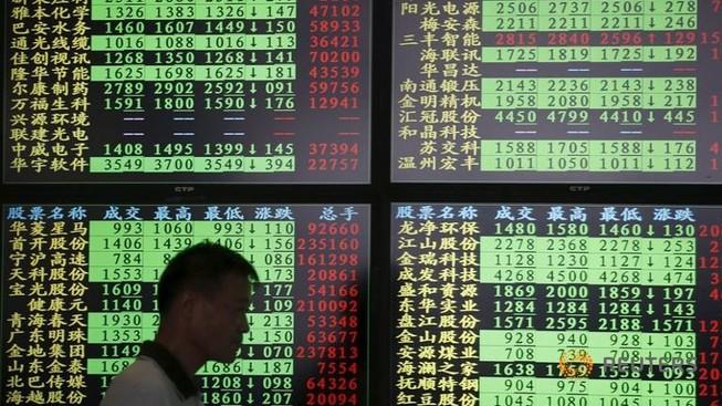Hàng loạt quỹ phải ra sức cứu thị trường chứng khoán Trung Quốc