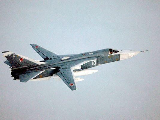 Rơi máy bay quân sự Nga, 2 phi công thiệt mạng