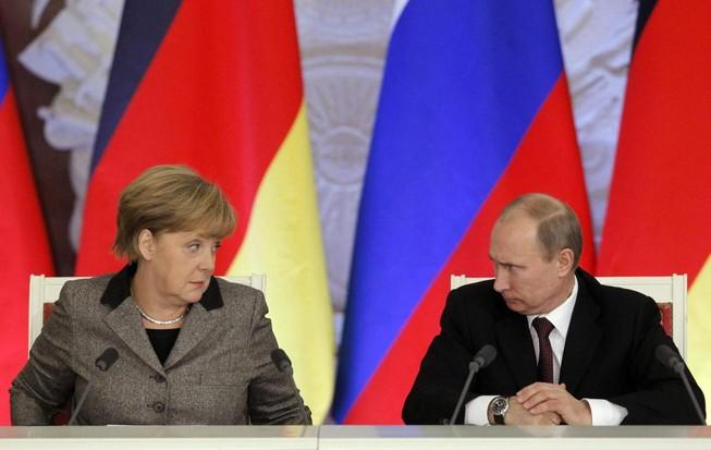 Tâm lý sợ Nga bao trùm giới tinh hoa Đức