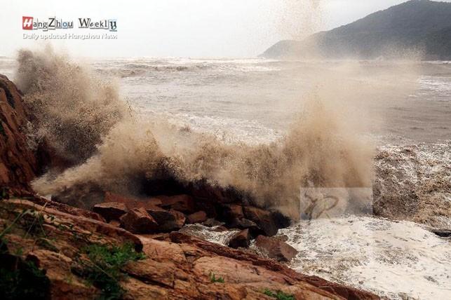 Siêu bão Chan-hom tấn công Trung Quốc: Thiệt hại khủng khiếp