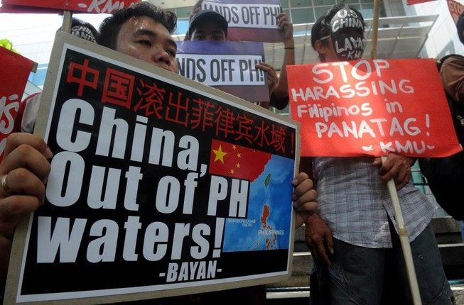 Trung Quốc yêu cầu Philippines rút đơn kiện và 'nói chuyện' song phương