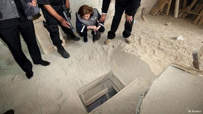 Mexico treo thưởng khủng bắt trùm ma túy Guzman