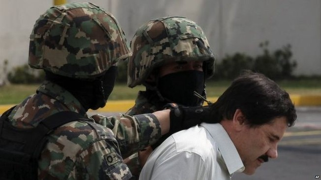 Con trai 'đồng phạm' và khối tài sản khủng của trùm ma túy Guzman