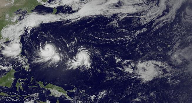 Nhật Bản căng mình hứng thêm cơn bão mới