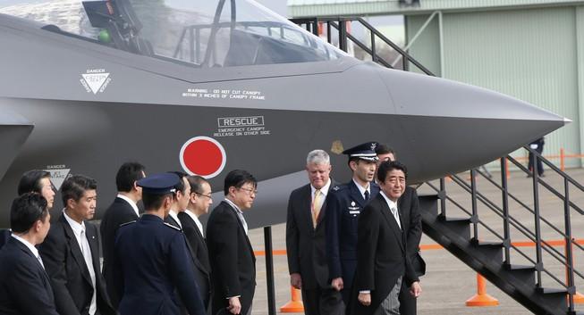 Nhật Bản tăng cường đánh chặn máy bay Trung Quốc