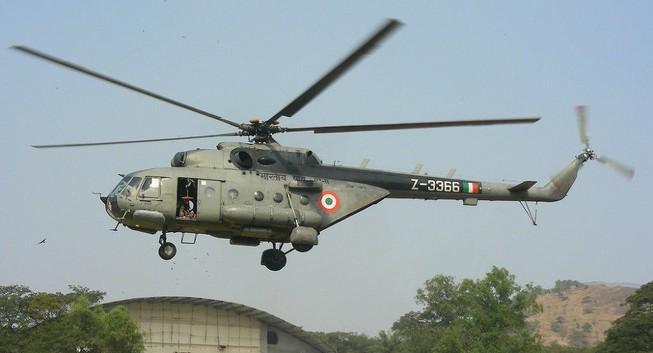 Ấn Độ muốn mua thêm 48 trực thăng Mi-17 từ Nga
