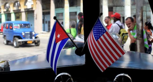 Mỹ, Cuba chính thức tái lập quan hệ ngoại giao