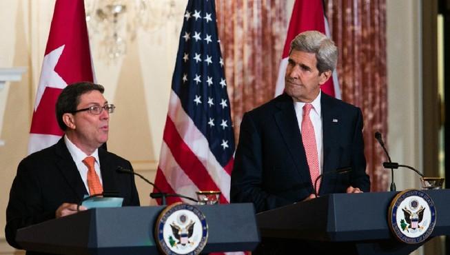 Cuba muốn Mỹ trả căn cứ Guantanamo, xóa bỏ lệnh cấm vận