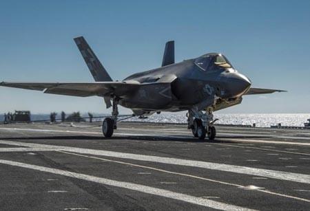 Mỹ có thể triển khai siêu tiêm kích F-35C tới Biển Đông khiến Trung Quốc lo ngại?