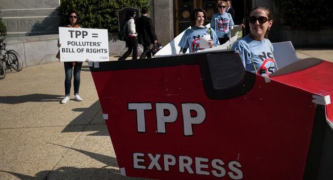Mỹ các nước bắt đầu đàm phán TPP