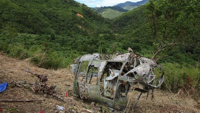 Lào xác nhận mất tích trực thăng Mi-17