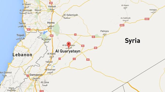 IS bắt cóc ít nhất 230 con tin tại Syria
