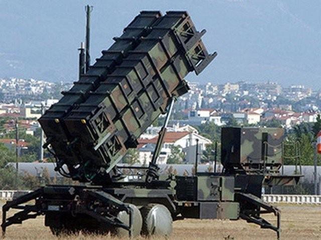 Mỹ sắp rút tên lửa Patriot khỏi Thổ Nhĩ Kỳ
