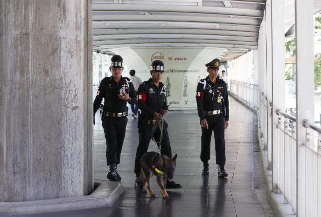 Ít nhất 10 người tham gia vụ đánh bom Bangkok