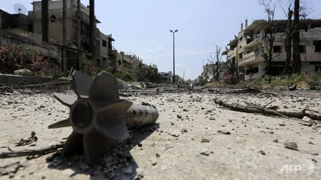 IS phá hủy tu viện Syrian và bắt giữ hàng trăm người theo Kito giáo