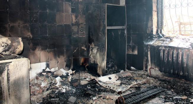 Lực lượng quân đội Kiev nã pháo khu vực Lugansk