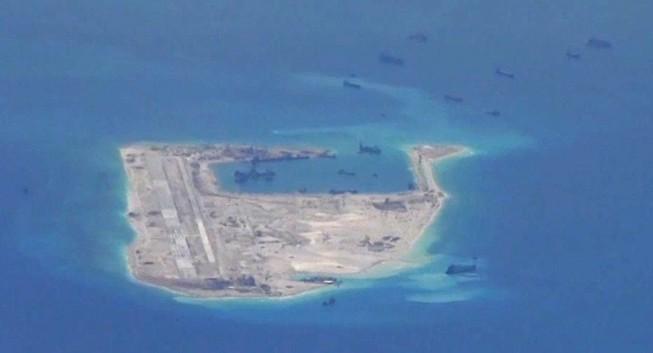 Mỹ tố Trung Quốc quân sự hóa ở biển Đông