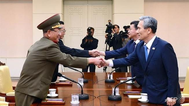 'Bế tắc' vòng 1, Hàn-Triều tổ chức vòng đàm phán thứ 2