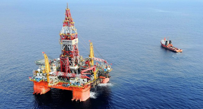 Trung Quốc ra thông báo mới về giàn khoan Hải Dương-981