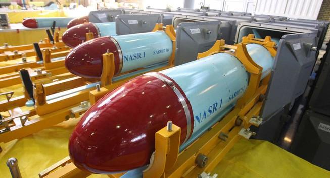 Iran trang bị tên lửa tiên tiến cho máy bay không người lái
