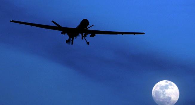 Mỹ bí mật đưa máy bay không người lái 'săn' lãnh đạo IS