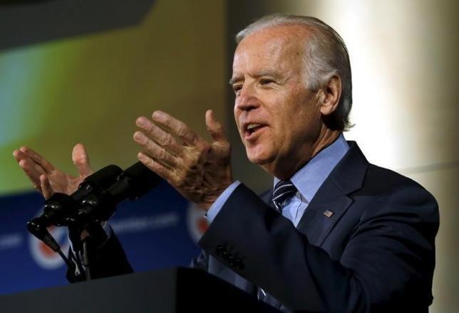 Biden có thể thay Clinton làm đại diện Đảng Dân chủ