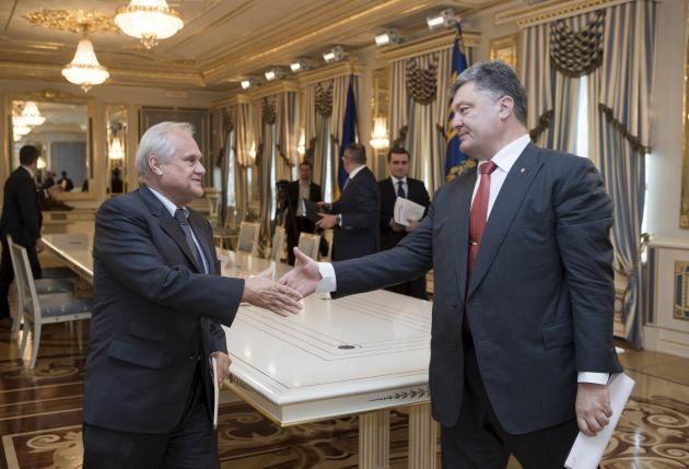 Ukraine có thể im tiếng súng?