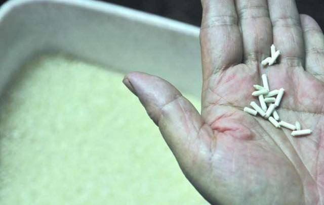 Sau gạo nhựa, phát hiện gạo giấy tại Trung Quốc