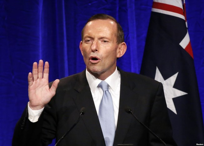 Úc dành 12.000 chỗ cho dân tị nạn Syria