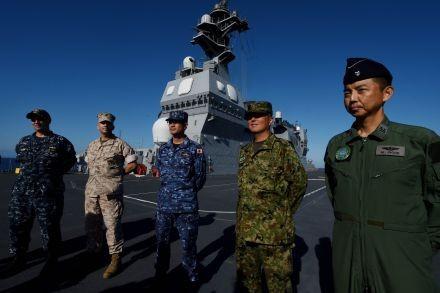 Sự 'chuyển mình' lịch sử của quốc phòng Nhật Bản