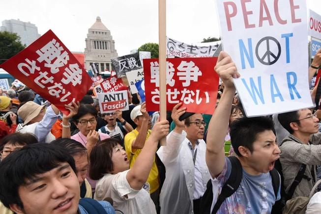 Trung Quốc cáo buộc Nhật Bản 'đe dọa hòa bình khu vực'
