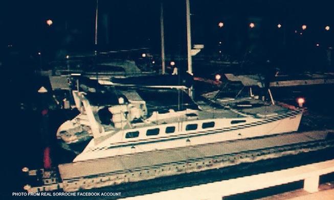 Bốn người bị bắt cóc khi đang trên du thuyền